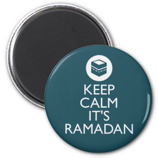 keep calm its ramadan fridge magnets