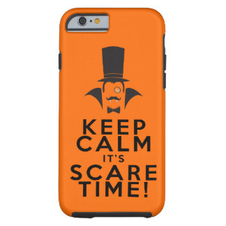 Keep Calm it's Scare time iPhone 6 case/5s case