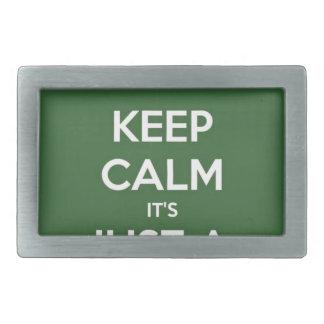 keep_calm.jpg belt buckles