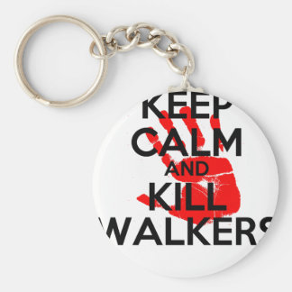 keep calm keychain