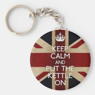 Keep Calm Keychain