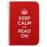 Keep Calm Kindle Kindle Keyboard Covers