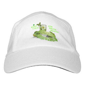 Keep Calm Mojito Headsweats Hat