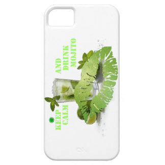 Keep Calm Mojito iPhone SE/5/5s Case