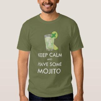 Keep Calm - Mojito Tshirt