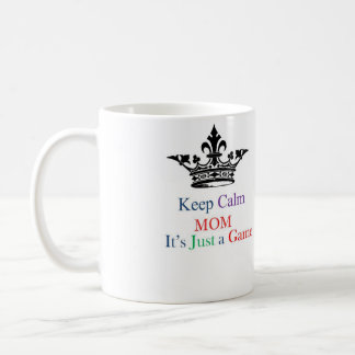 Keep Calm Mom Coffee Mug