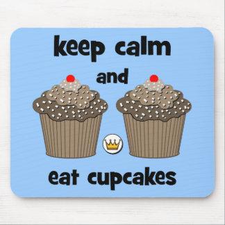 keep calm mouse pad