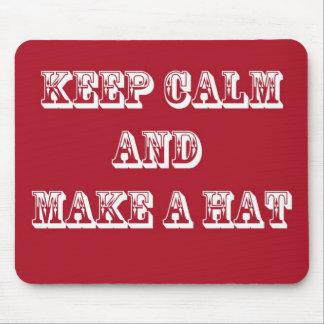 Keep Calm! Mouse Pad