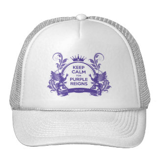 KEEP CALM MSC MMXIII on Hats -