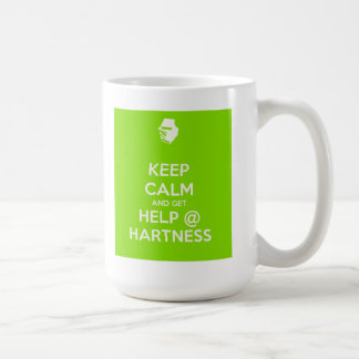 Keep Calm Mug - light green