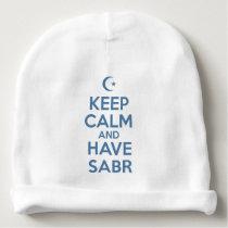 Keep Calm Muslims Baby Beanie