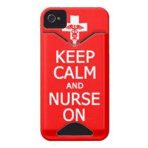 calm nurse