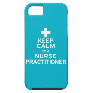 Keep Calm Nurse Practioner iPhone 5 Cases