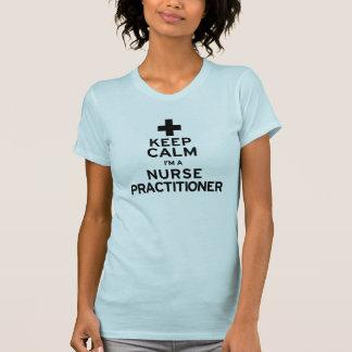 Keep Calm Nurse Practitioner Shirt