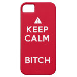 Keep Calm Parody Funny iPhone Case iPhone 5 Case