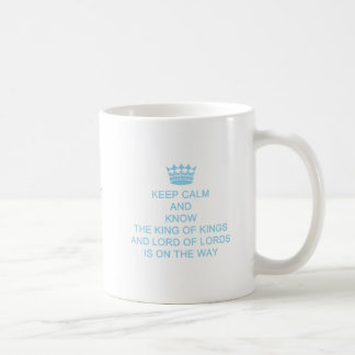 Keep Calm Personalized, Custom Faith Mug Template