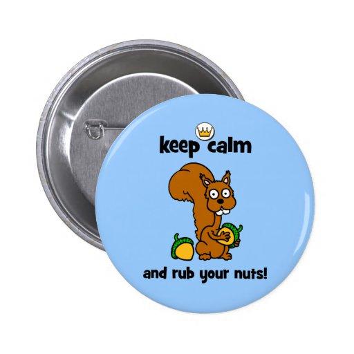 keep calm pins