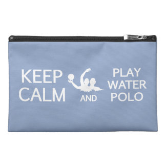 Keep Calm & Play Water Polo accessory bags