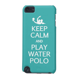 Keep Calm Play Water Polo phone cases iPod Touch (5th Generation) Covers