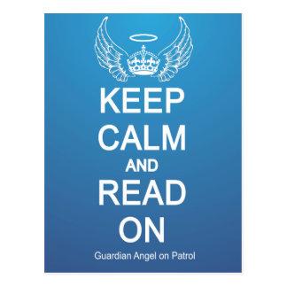 Keep Calm Post Cards