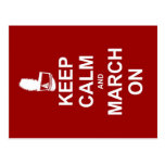 Keep Calm postcard - Personalize it!