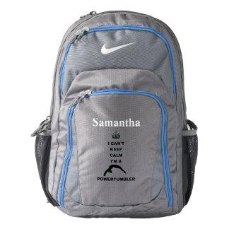 Keep Calm Powertumbler Backpack