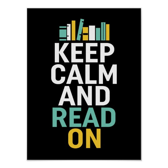 Keep calm read on poster for bookworm and nerds - Make your own keep calm wallpaper free ...