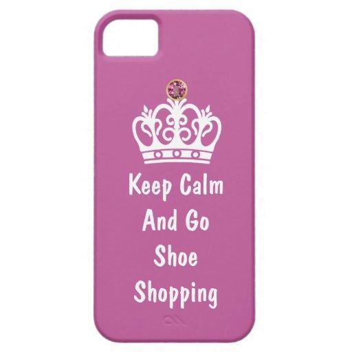Keep Calm Royal iPhone Case iPhone 5 Case