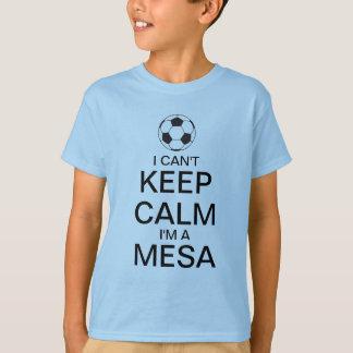 Keep Calm  | Soccer T-Shirt