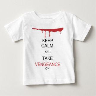 Keep Calm  Spartacus Vengeance Tee Shirt