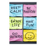 Keep Calm Stationery Design