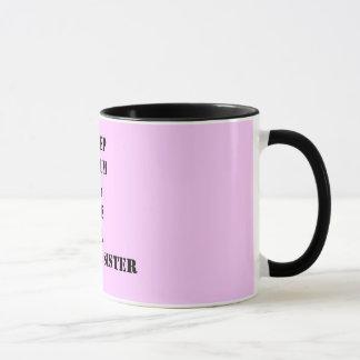 keep calm sunnah sister mug