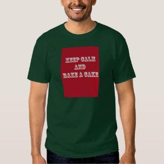 Keep Calm! T Shirt