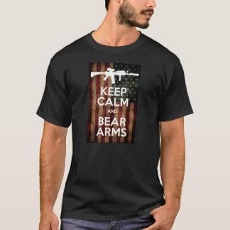 Keep Calm!!! T-Shirt