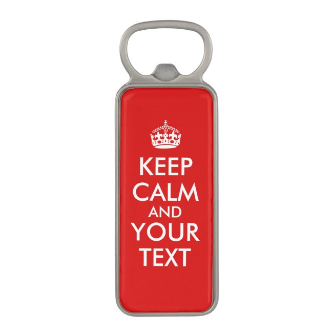 Keep Calm Template Add Your Text Custom