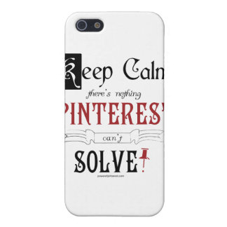 Keep Calm There s Nothing Pinterest Can t Solve Case For iPhone 5