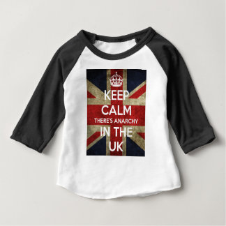 Keep Calm There's Anarchy In the UK Baby T-Shirt