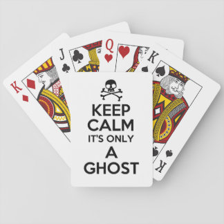 Keep Calm, They're Only Playing Cards