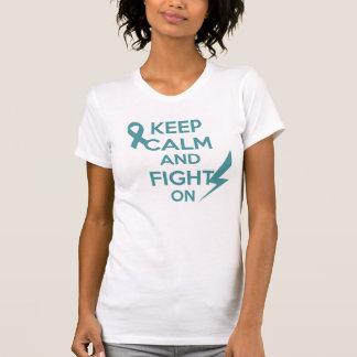 Keep Calm Trigeminal Neuralgia T-Shirt
