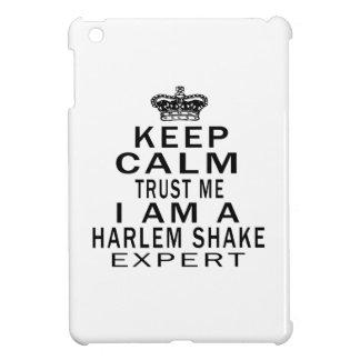 Keep calm trust me I'm a HARLEM SHAKE expert iPad Mini Case