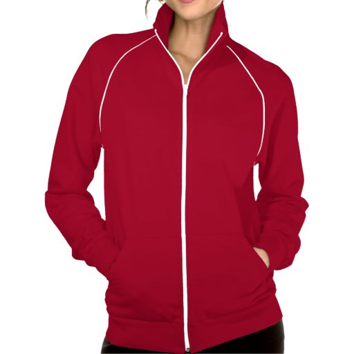 Keep Calm & Unicycle Jogger - Ladies Jacket