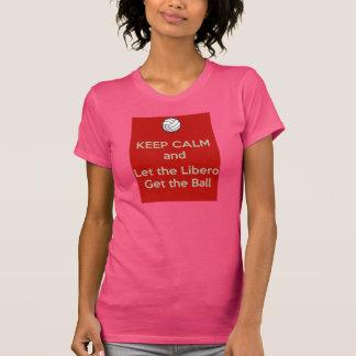 Keep Calm Volleyball T-Shirt
