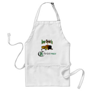 Keep Christ In Christmas Aprons