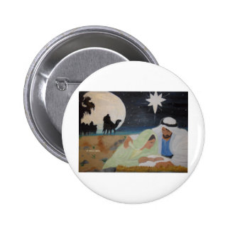 Keep Christ In Christmas Buttons