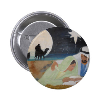 Keep Christ In Christmas Pinback Button