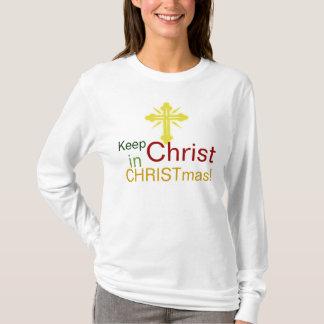 Keep Christ in Christmas, Christian T-Shirt