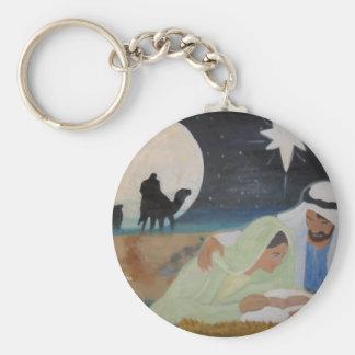 Keep Christ In Christmas Keychain
