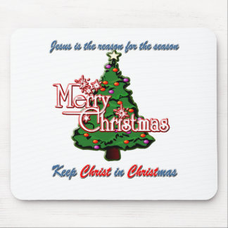 Keep Christ in Christmas Mouse Pads
