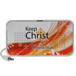 Keep Christ in Christmas, Swirl Mp3 Speaker