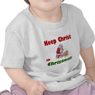 Keep Christ in Christmas Tees
